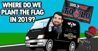 Gavin's Flagtober 2019 Tour