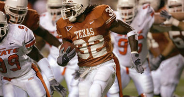 Former Texas Longhorn Running Back Cedric Benson Dies in Motorcycle Accident