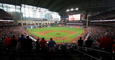 Minute Maid Park, Houston Astros