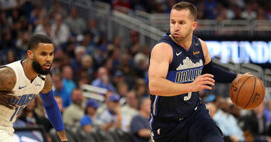 Dallas Mavericks guard J.J. Barea
