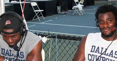Jourdan Lewis and Chidobe Awuzie