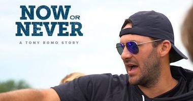 Tony Romo Now or Never