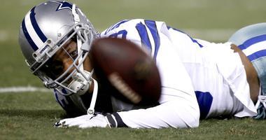 Dallas Cowboys wide receiver Terrance Williams
