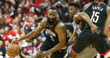 Minnesota Timberwolves at Houston Rockets