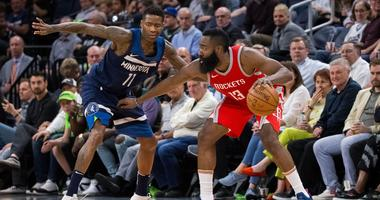 Houston Rockets at Minnesota Timberwolves