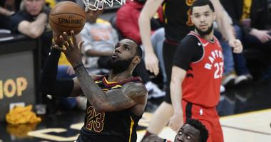 Toronto Raptors at Cleveland Cavaliers