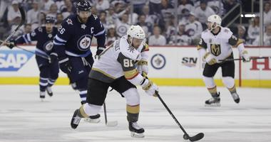 Vegas Golden Knights at Winnipeg Jets