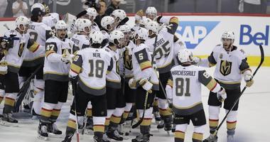 Vegas Golden Knights at Winnipeg Jets