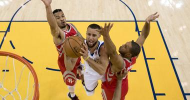 Houston Rockets at Golden State Warriors