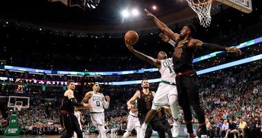 Cleveland Cavaliers at Boston Celtics
