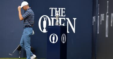 Jordan Spieth - British Open