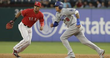 Los Angeles Dodgers at Texas Rangers