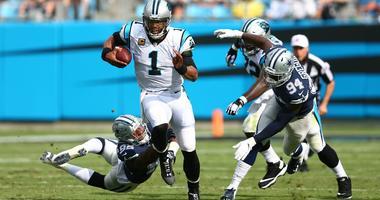 Dallas Cowboys at Carolina Panthers