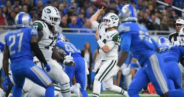 New York Jets at Detroit Lions