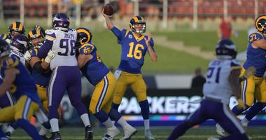 Minnesota Vikings at Los Angeles Rams