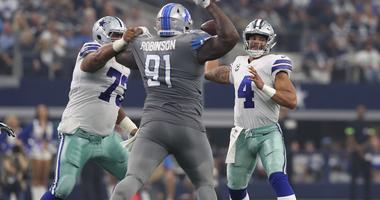Detroit Lions at Dallas Cowboys