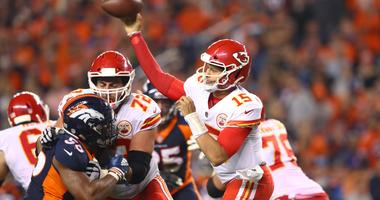 Kansas City Chiefs at Denver Broncos