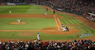 Houston Astros at Boston Red Sox