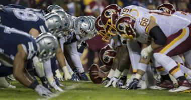 Dallas Cowboys at Washington Redskins