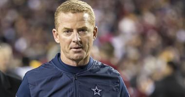 Cowboys coach Jason Garrett