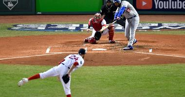Los Angeles Dodgers at Boston Red Sox