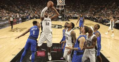 Dallas Mavericks at San Antonio Spurs