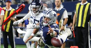 Tennessee Titans at Dallas Cowboys