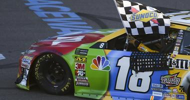 Monster Energy NASCAR Cup Series driver Kyle Busch