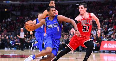 Dallas Mavericks at Chicago Bulls