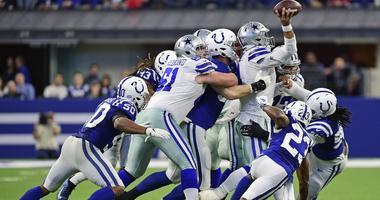 Dallas Cowboys at Indianapolis Colts