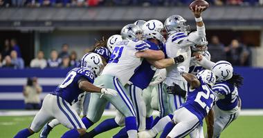 Dallas Cowboys at Indianapolis Colts