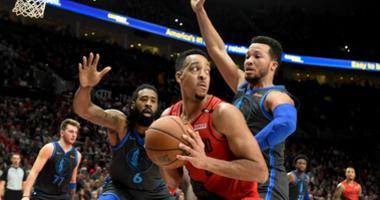 Dallas Mavericks at Portland Trail Blazers