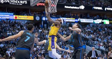Los Angeles Lakers at Dallas Mavericks