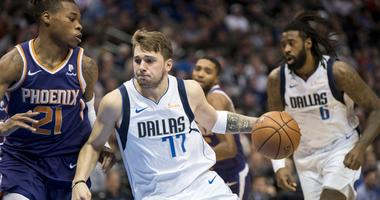 Phoenix Suns at Dallas Mavericks