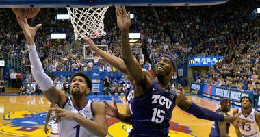 Texas Christian at Kansas