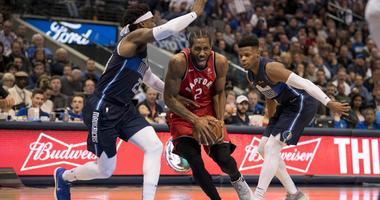 Toronto Raptors at Dallas Mavericks
