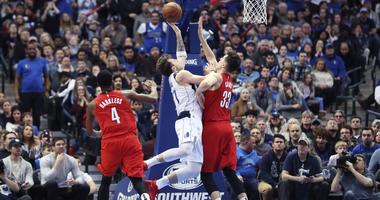 Portland Trail Blazers at Dallas Mavericks