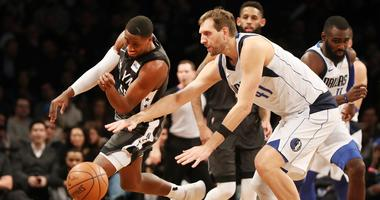 Dallas Mavericks at Brooklyn Nets