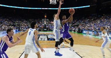 NCAA Tournament-First Round-Kentucky vs Abilene Christian