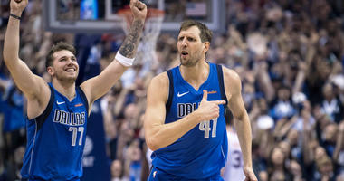 Luka Doncic Wants to Stay in Dallas and 'Follow Dirk's Steps'