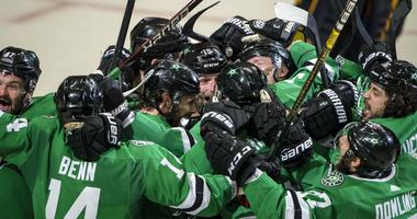 Dallas Stars Advance In NHL Playoffs