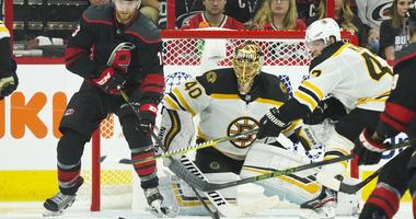 Boston Bruins at Carolina Hurricanes