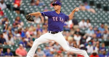 Seattle Mariners at Texas Rangers