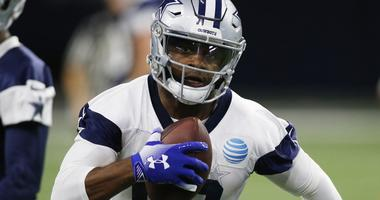 Dallas Cowboys wide receiver Randall Cobb