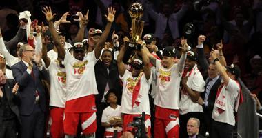 Toronto Raptors at Golden State Warriors