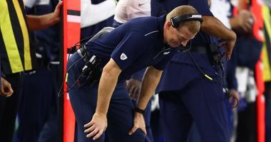 Dallas Cowboys hed coach Jason Garrett