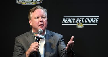 NASCAR CEO Brian France