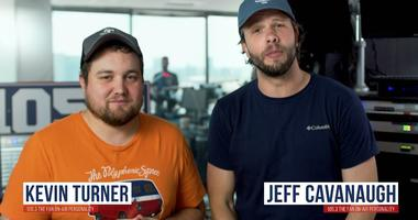Jeff & KT Power Rank Golf Clubs