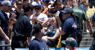 Day After Girl Struck By Foul, Dodgers Studying More Netting
