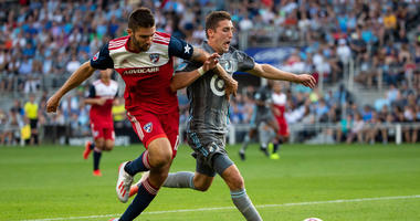 Toye, Mannone Give Minnesota United 1-0 Win Over FC Dallas
